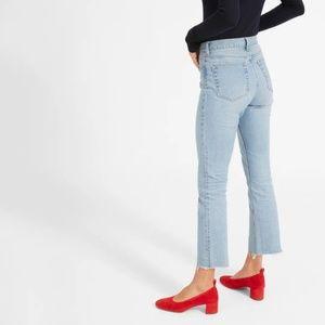 🌱Everlane Kick Flare Jeans